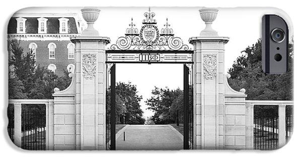 University Of Arkansas Centennial Gate IPhone 6s Case by University Icons