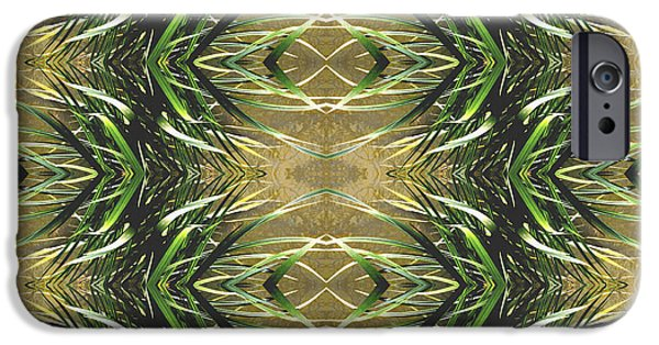 Unnatural 16 IPhone Case by Giovanni Cafagna