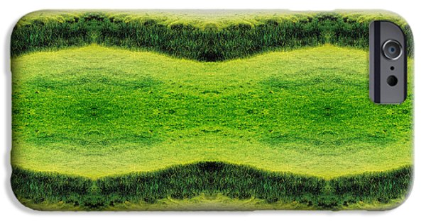 Unnatural 2.1 IPhone Case by Giovanni Cafagna