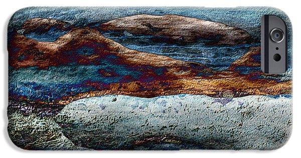 Untamed Sea 2 IPhone Case by Carol Cavalaris