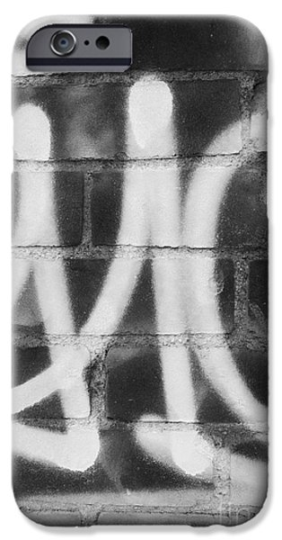 Urban Graffiti Abstract Concord 2015 IPhone Case by Edward Fielding