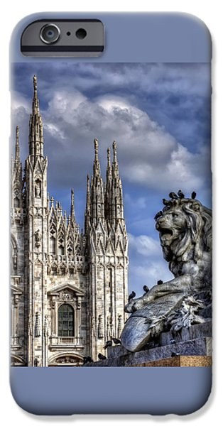 Urban Jungle Milan IPhone 6s Case by Carol Japp