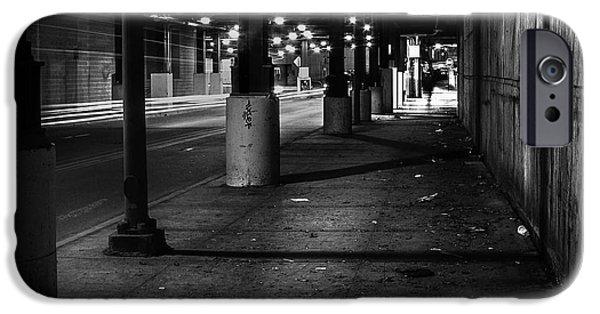 Urban Underground IPhone Case by Scott Norris
