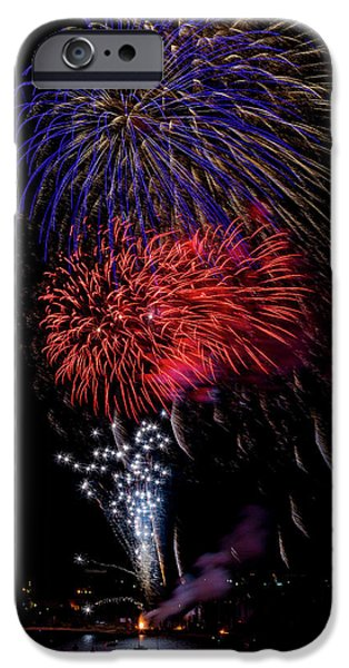Usa, Colorado, Frisco, Dillon Reservoir IPhone Case by Jaynes Gallery