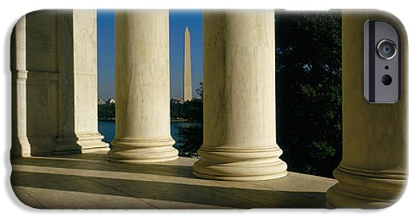 Usa, District Of Columbia, Jefferson IPhone 6s Case by Panoramic Images