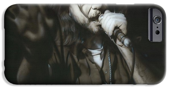 'vedder IIi' IPhone Case by Christian Chapman Art