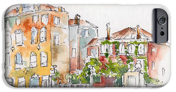 Venezia Grand Canal IPhone Case by Pat Katz