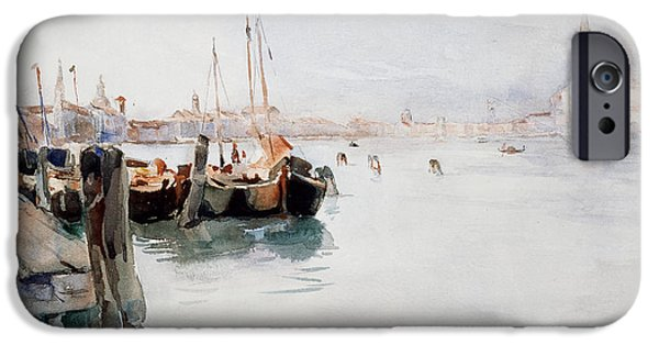 Venice IPhone Case by Elizabeth Nourse