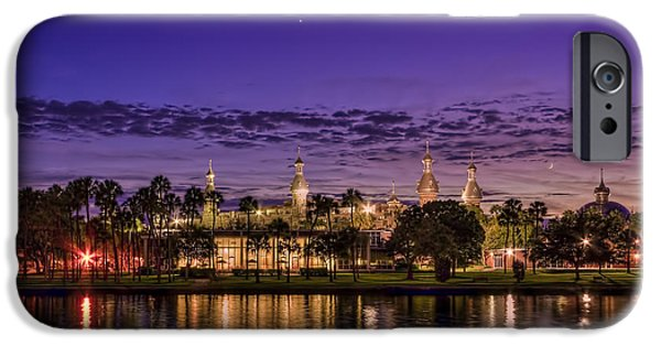 Venus Over The Minarets IPhone 6s Case by Marvin Spates
