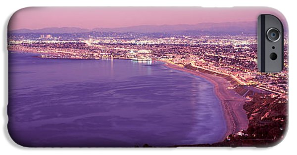 View Of Los Angeles Downtown IPhone 6s Case by Panoramic Images