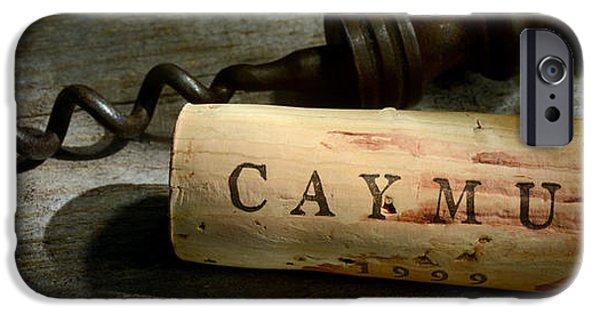 Vintage Camus IPhone Case by Jon Neidert