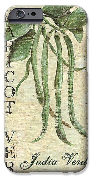 Vintage Vegetables 2 IPhone Case by Debbie DeWitt