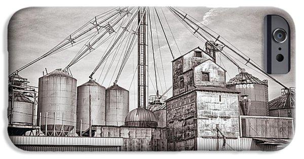 Voyces Mill IPhone Case by Sennie Pierson