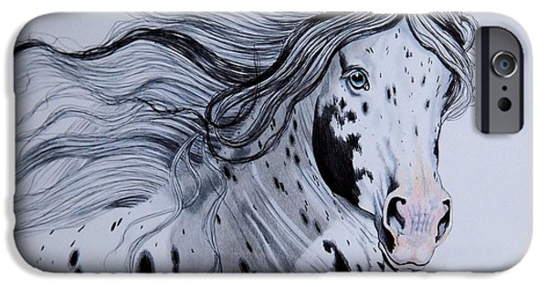 Warbonnet IPhone Case by Cheryl Poland