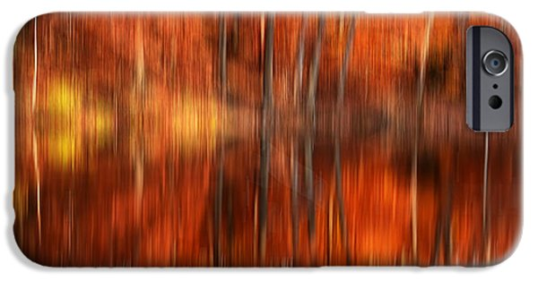 Warmth Impression IPhone Case by Lourry Legarde
