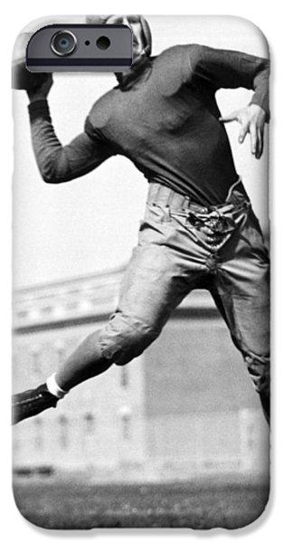 Washington State Quarterback IPhone 6s Case by Underwood Archives