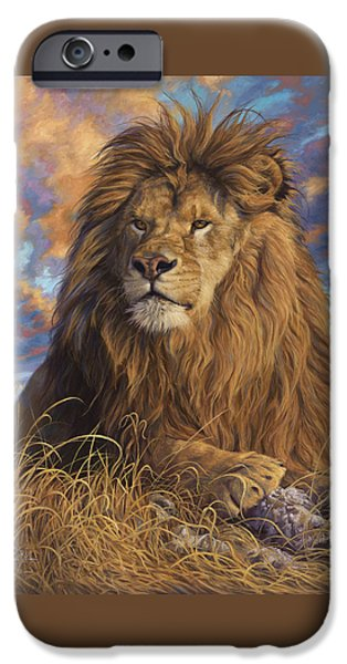 Watchful Eyes IPhone 6s Case by Lucie Bilodeau