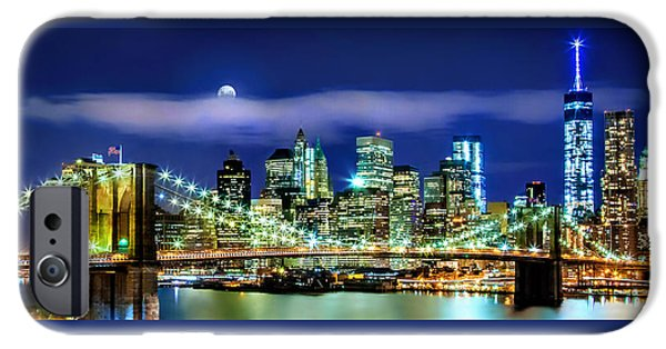 Watching Over New York IPhone 6s Case by Az Jackson