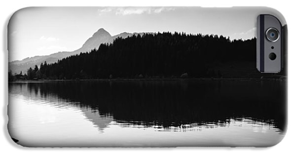 Water Reflection Black And White IPhone 6s Case by Matthias Hauser