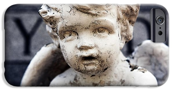 Weathered IPhone Case by John Rizzuto