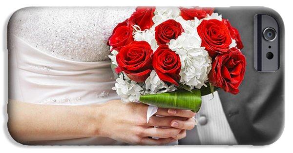 Wedding IPhone Case by Elena Elisseeva