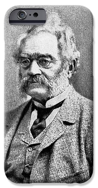 Werner Siemens IPhone Case by Cci Archives