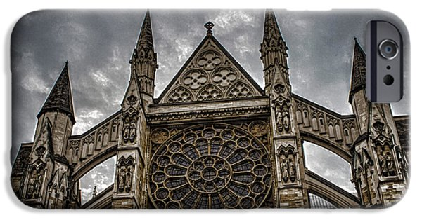 Westminster Abbey IPhone 6s Case by Martin Newman
