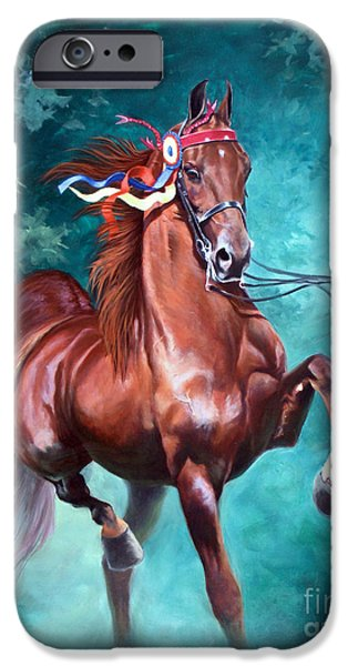 Wgc Courageous Lord IPhone 6s Case by Jeanne Newton Schoborg