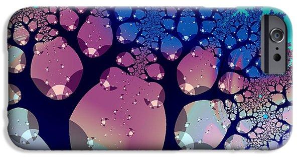 Whimsical Forest IPhone Case by Anastasiya Malakhova