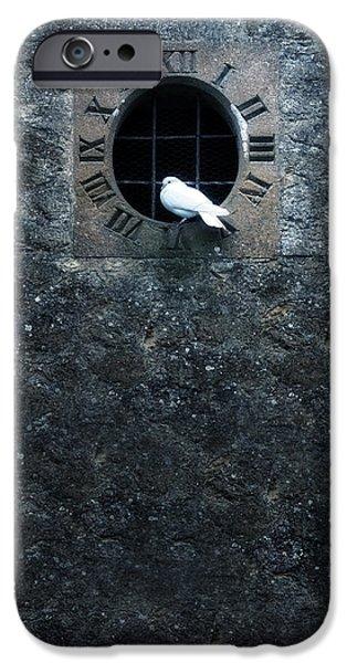White Dove IPhone Case by Joana Kruse