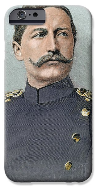 Wilhelm II Of Germany (potsdam IPhone Case by Prisma Archivo