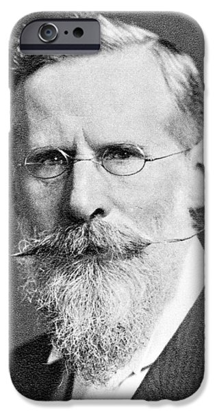 William Crookes IPhone Case by Science Photo Library