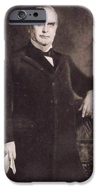 William Mckinley IPhone Case by American School