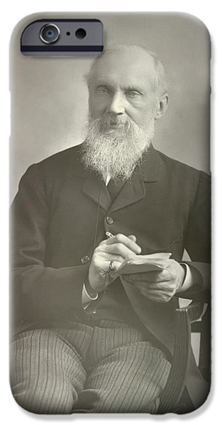 William Thomson IPhone Case by British Library