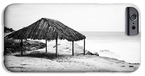 Windansea Hut IPhone Case by Tanya Harrison
