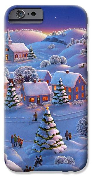Winter Wonderland  IPhone Case by Robin Moline