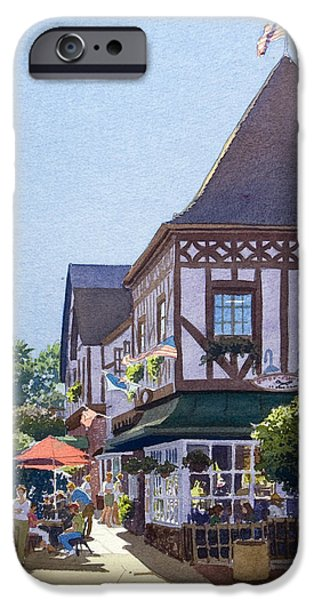 With Friends At Stratford Square IPhone 6s Case by Mary Helmreich