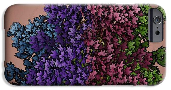 Wonderful Colors 1 IPhone Case by Pepita Selles