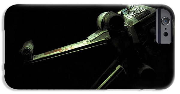 X-wing Fighter IPhone Case by Micah May