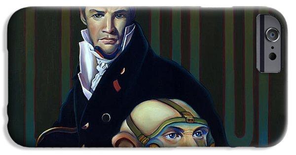 Yak Andrew Bienstjalk IPhone 6s Case by Patrick Anthony Pierson
