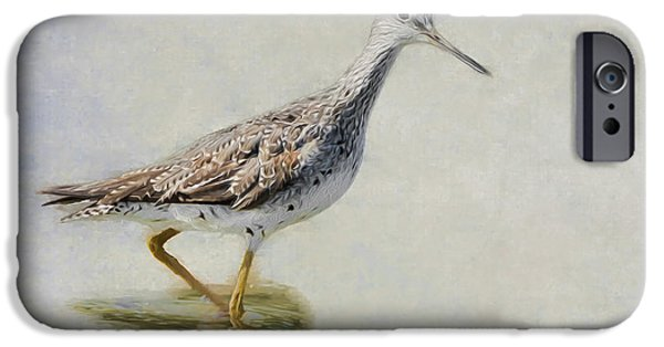Yellowlegs IPhone 6s Case by Bill Wakeley