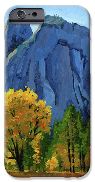 Yosemite Oaks IPhone 6s Case by Alice Leggett