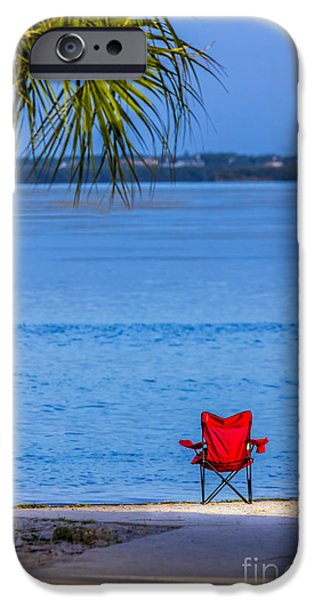 You Should Be Here IPhone Case by Marvin Spates