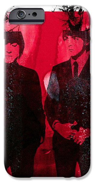 Young Gs IPhone Case by Molly Picklesimer