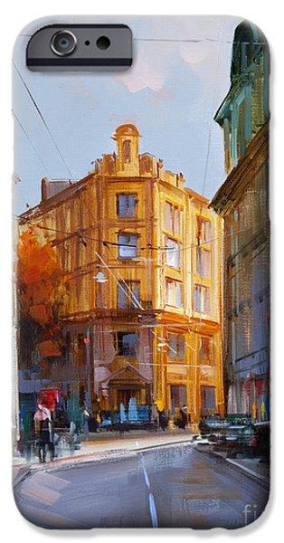 Zlatoustinskiy Alley.  IPhone 6s Case by Alexey Shalaev