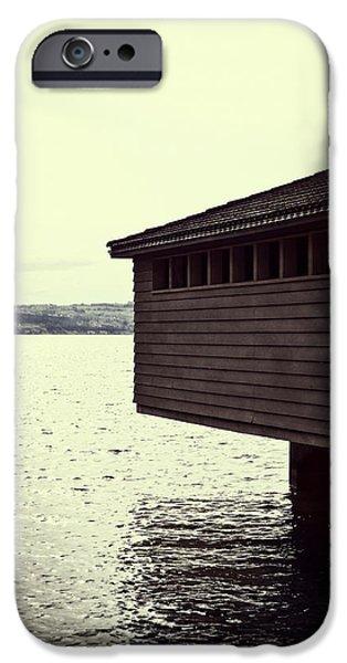Bath House IPhone Case by Joana Kruse