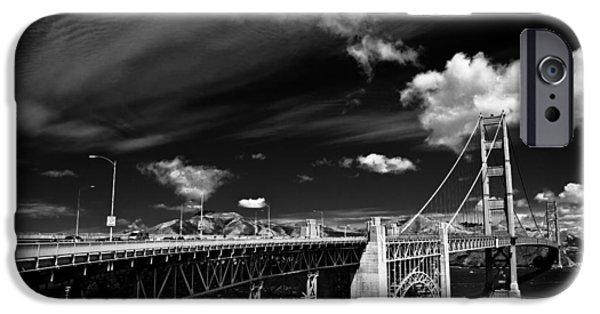 Golden Gate IPhone 6s Case by Ralf Kaiser