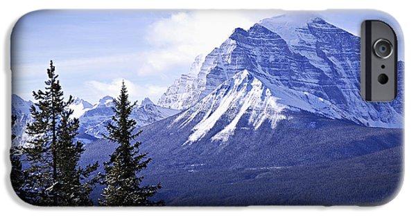 Mountain Landscape IPhone Case by Elena Elisseeva