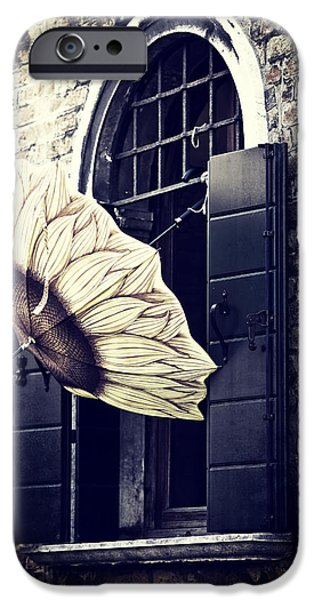 Umbrella IPhone Case by Joana Kruse