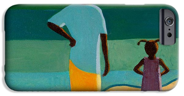 Waiting IPhone Case by Tilly Willis